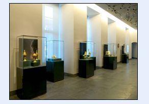 VITRINES SARAZINO -  - Vitrina Museográfica