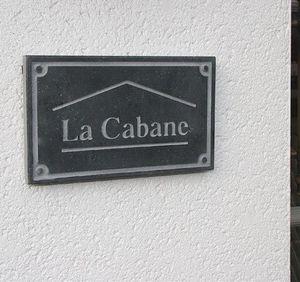 La Pierre - board 6 - Placa Nombre Casa