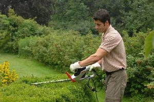 AL-KO - taille haie ht 550 safety cut pour coupe 18mm - Herramientas De Jardín