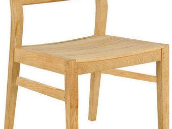Alexander Rose - chaise tivoli en roble fsc 56x50x84,5cm - Silla
