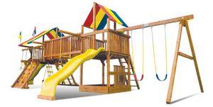 RAINBOW PLAY SYSTEMS -  - Área De Juegos