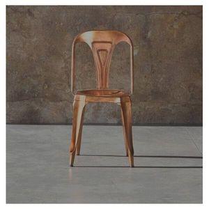 Mathi Design - chaise multipl's copper - Silla