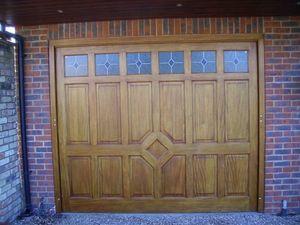 Cotswood Door Specialists -  - Puerta De Garaje Basculante