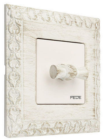 FEDE - Interruptor rotativo-FEDE-PROVENCE COLLECTION SAN SEBASTIAN