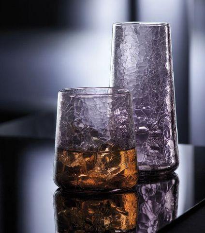 La Rochere - Vaso de whisky-La Rochere-Fuji- améthyste