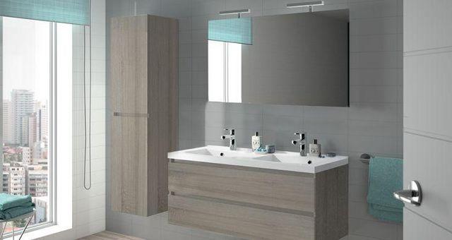 Allibert - Mueble de cuarto de baño-Allibert
