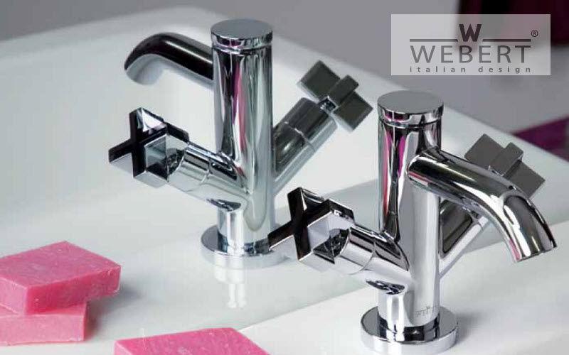 WEBERT Miscelatore lavandino 1 foro Rubinetteria da bagno Bagno Sanitari  |