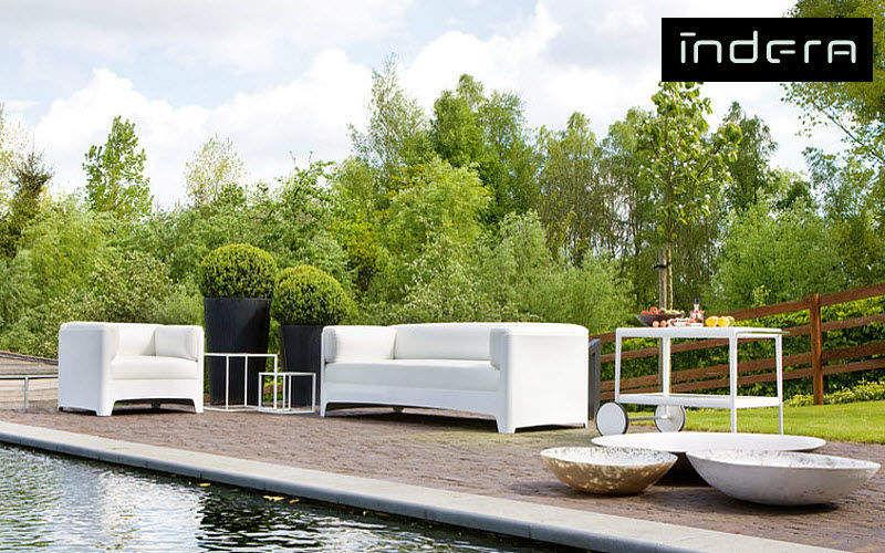 INDERA Salotto da giardino Salotti da giardino completi Giardino Arredo  |