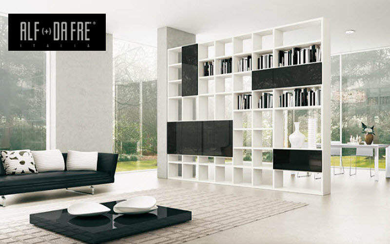 Alf Mobile per soggiorno Credenze, buffet e mobili soggiorno Armadi, Cassettoni e Librerie Salotto-Bar | Design Contemporaneo