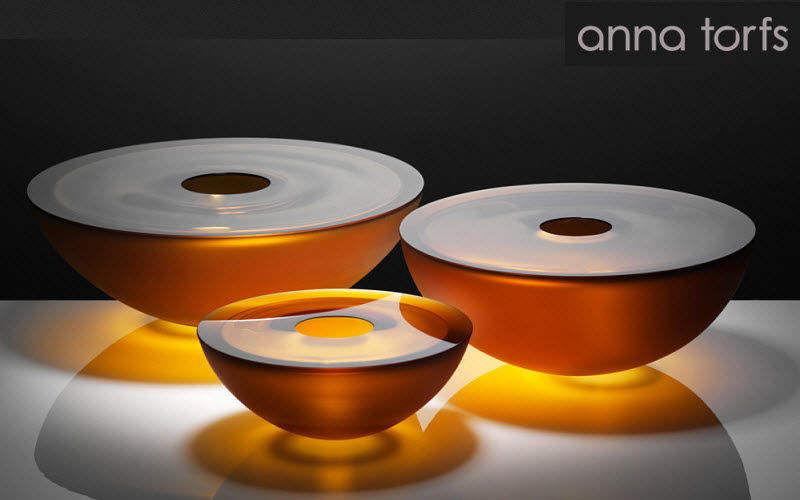 Anna Torfs Bicchiere portacandela Candele e candelabri Oggetti decorativi  |