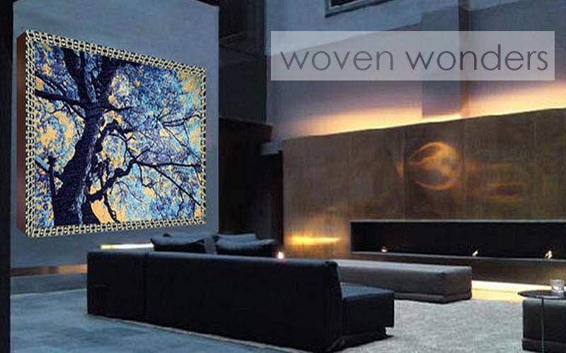 Woven Wonders Tappezzeria moderna Carta da parati e tappezzeria da muro Tappeti Tappezzeria  |