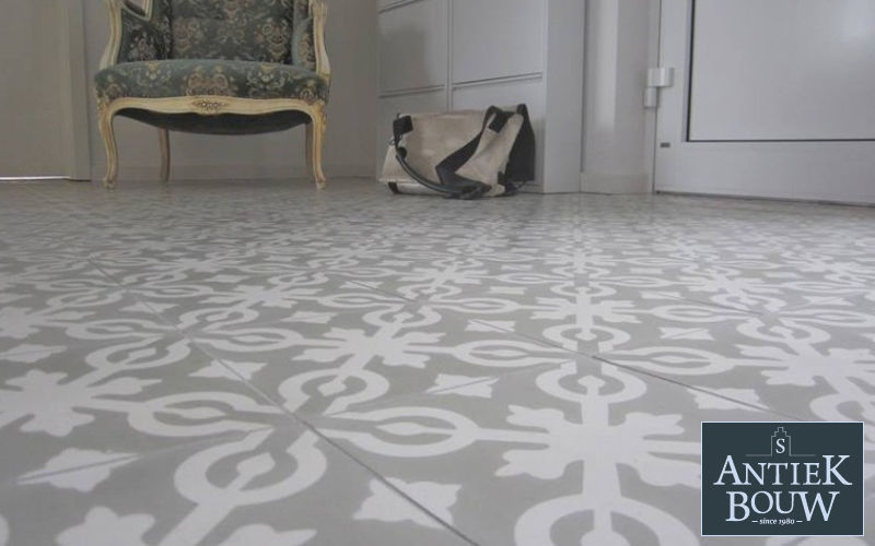 Antiek-Bouw Piastrella di cemento Piastrelle per pavimento Pavimenti  |