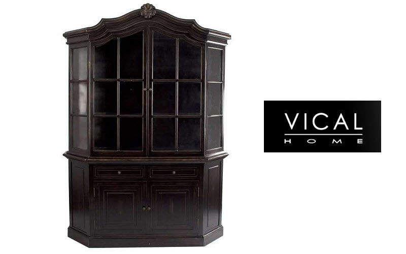 VICAL HOME Credenza con piattaia Credenze, buffet e mobili soggiorno Armadi, Cassettoni e Librerie  | Classico