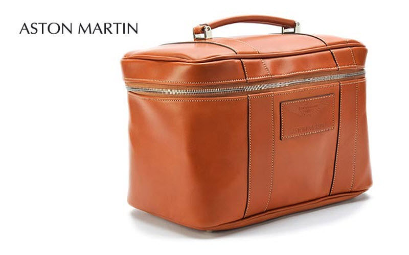 ASTON MARTIN Beauty case Valigeria Oltre la decorazione  |