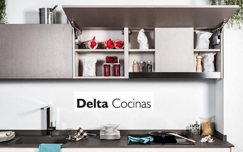 DELTA COCINAS Pensile cucina Mobili da cucina Attrezzatura della cucina  |
