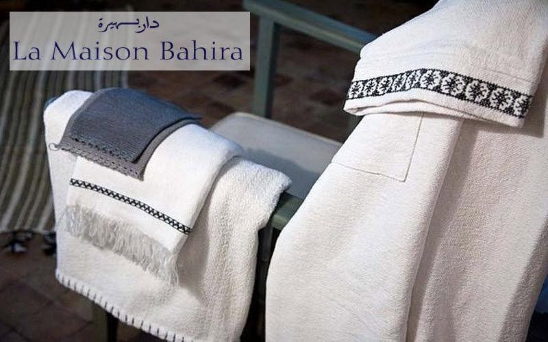 LA MAISON BAHIRA Asciugamano grande Biancheria da bagno Biancheria  |