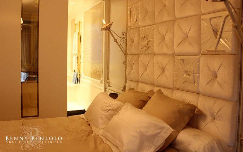 BENNY BENLOLO Progetto architettonico per interni - Camere da letto Varie arredo camera da letto Letti  |