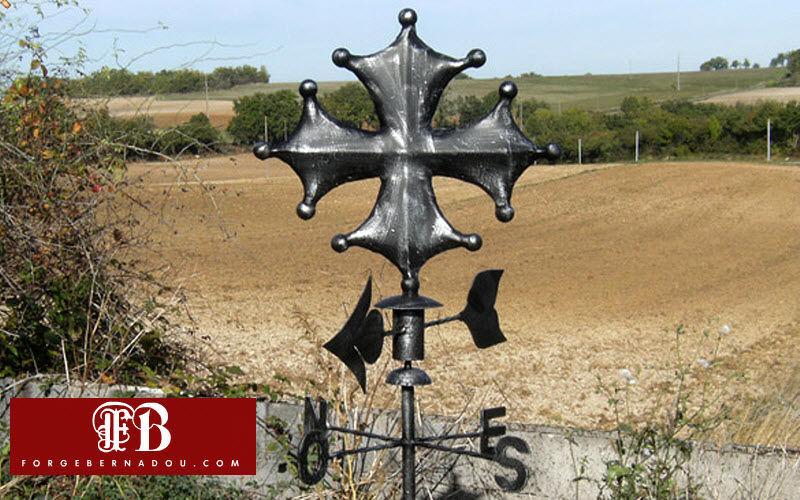 FORGE BERNADOU Banderuola segnavento Ornamenti da giardino Varie Giardino  |
