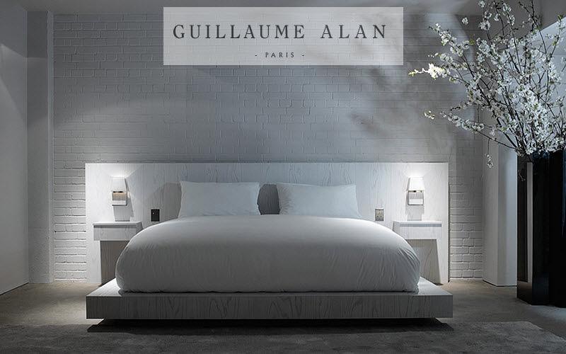 Guillaume Alan Letto matrimoniale Letti matrimoniali Letti  |