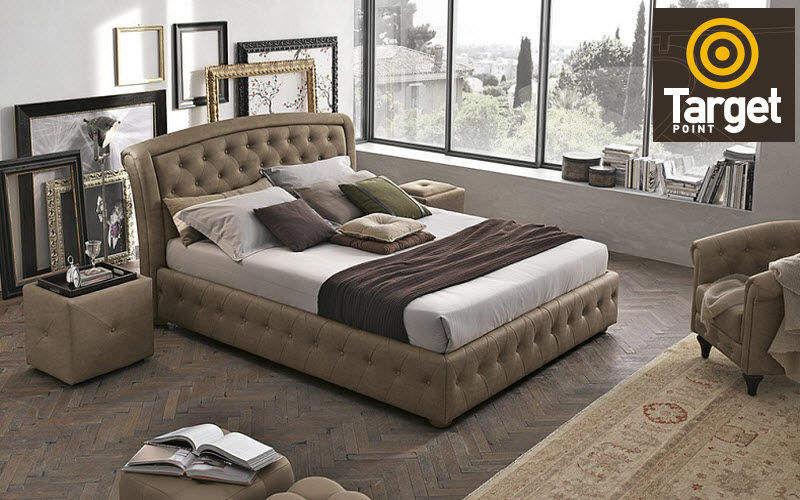 Target Point Letto matrimoniale Letti matrimoniali Letti Camera da letto | Design Contemporaneo