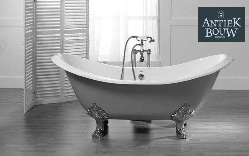 Antiek-Bouw Vasca da bagno con piedini Vasche da bagno Bagno Sanitari Bagno | Charme