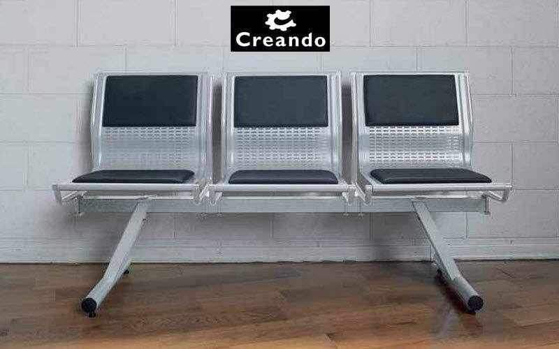 CREANDO Sedie su barra per sala d'attesa Sedie e poltrone per ufficio Ufficio   
