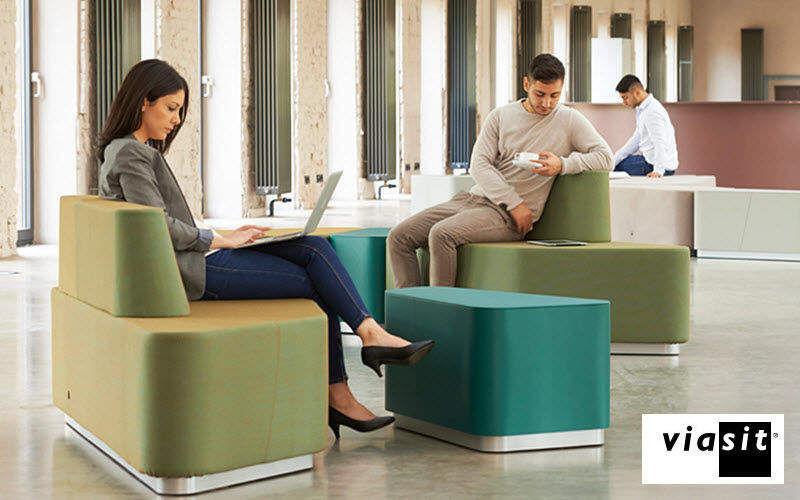 Viasit Sedia per sala d'attesa Sedie e poltrone per ufficio Ufficio  |