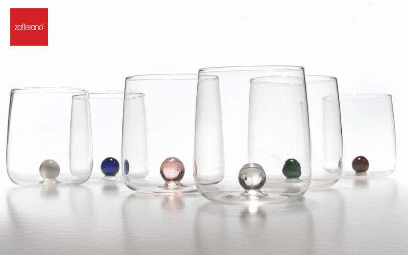 Zafferano Bicchiere Bicchieri Bicchieri, Caraffe e Bottiglie  |