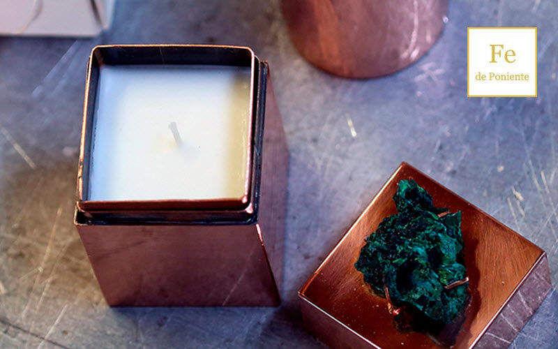 FE DE PONIENTE Candela profumata Candele e candelabri Oggetti decorativi  |