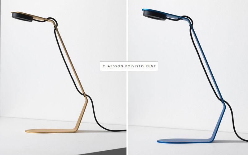 CLAESSON KOIVISTO RUNE Lampada da scrivania a led Lampade Illuminazione Interno  |
