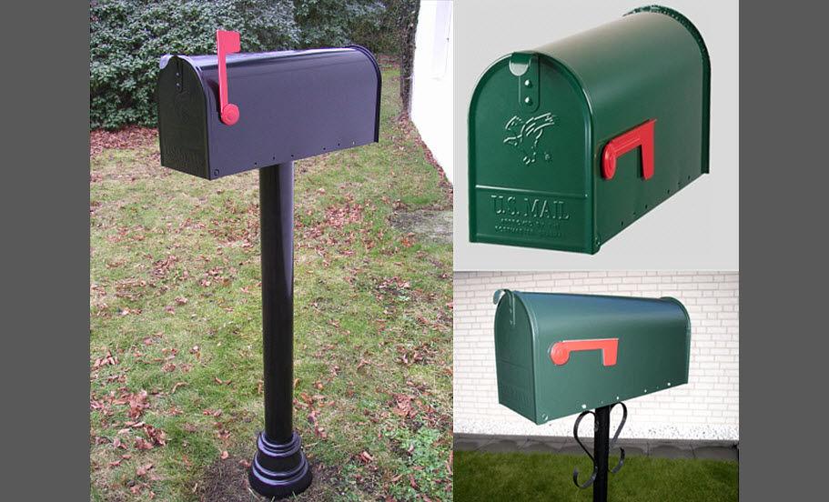 USMAILBOX Cassetta della posta Ornamenti da giardino Varie Giardino   