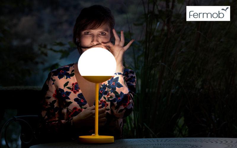 Fermob Lampada da giardino Lampade e Illuminazione da terra Illuminazione Esterno  |