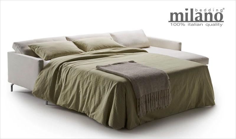 Milano Bedding Divano letto Divani Sedute & Divani Camera da letto | Design Contemporaneo
