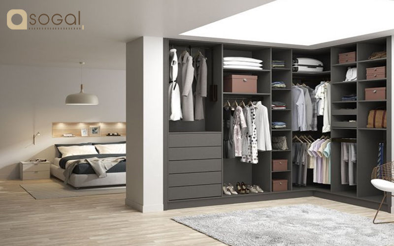 cabine armadio dressing e complementi decofinder. Black Bedroom Furniture Sets. Home Design Ideas