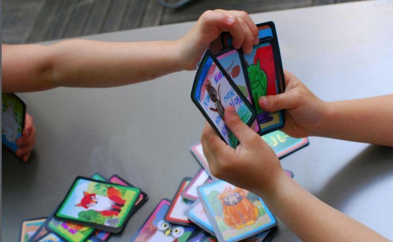 COQ6GRUE Carte da gioco Giochi di società Giochi e Giocattoli  |