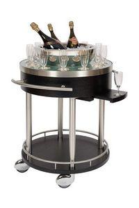 Carrello per champagne