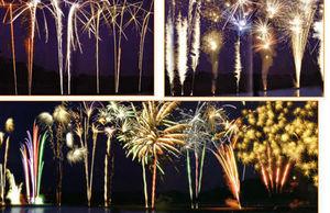 Buny Fuoco d'artificio
