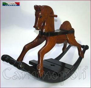 Gris Alba Decoracion Cavallo a dondolo
