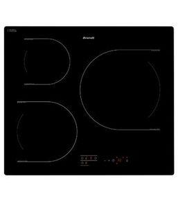 Brandt - table de cuisson induction ti118b - Piano Di Cottura A Induzione