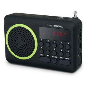 METRONIC -  - Radio Portatile