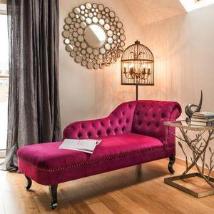 PREMIER HOUSEWARES -  - Chaise Longue