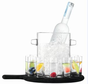 LSA INTERNATIONAL -  - Servizio Vodka