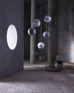 Porta Romana - luna pendant - Lampada A Sospensione