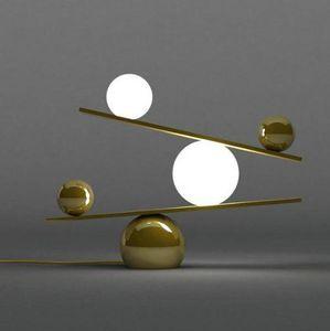 OBLURE - balance - Lampada Da Tavolo
