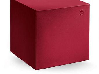Lyxo by Veca - home fitting cubo - Tavolo Basso Da Giardino