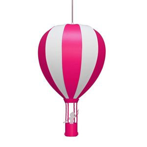 Rosemonde et michel  COUDERT - montgolfiere - Lampada A Sospensione Bambino