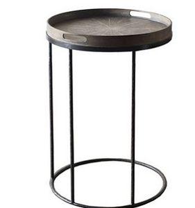 LA VILLA HORTUS - wood line - Tavolino Per Divano