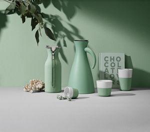 EVA SOLO - eucalyptus green - Caffettiera