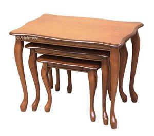 ARTIGIANI VENETI RIUNITI -  - Tavolini Sovrapponibili