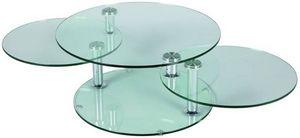 PEGANE -  - Tavolino Rotondo